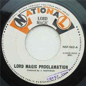 Download Lord Magic - Lord Magic Proclamation