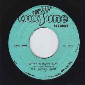 Download Burning Spear - What A Happy Day