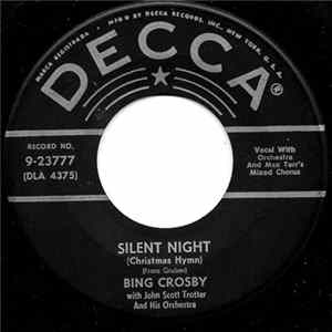 Download Bing Crosby - Silent Night (Christmas Hymn)
