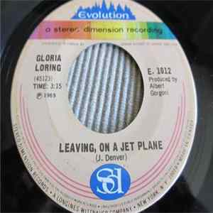 Download Gloria Loring - Leaving, On A Jet Plane