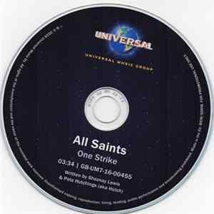 Download All Saints - One Strike